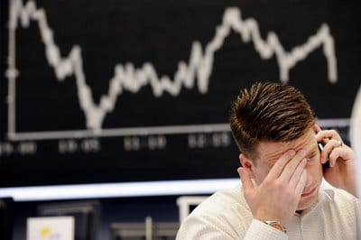 Panic while trading the forex market
