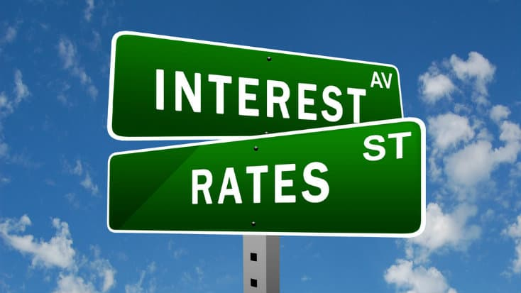 Bank interest rates usa forex