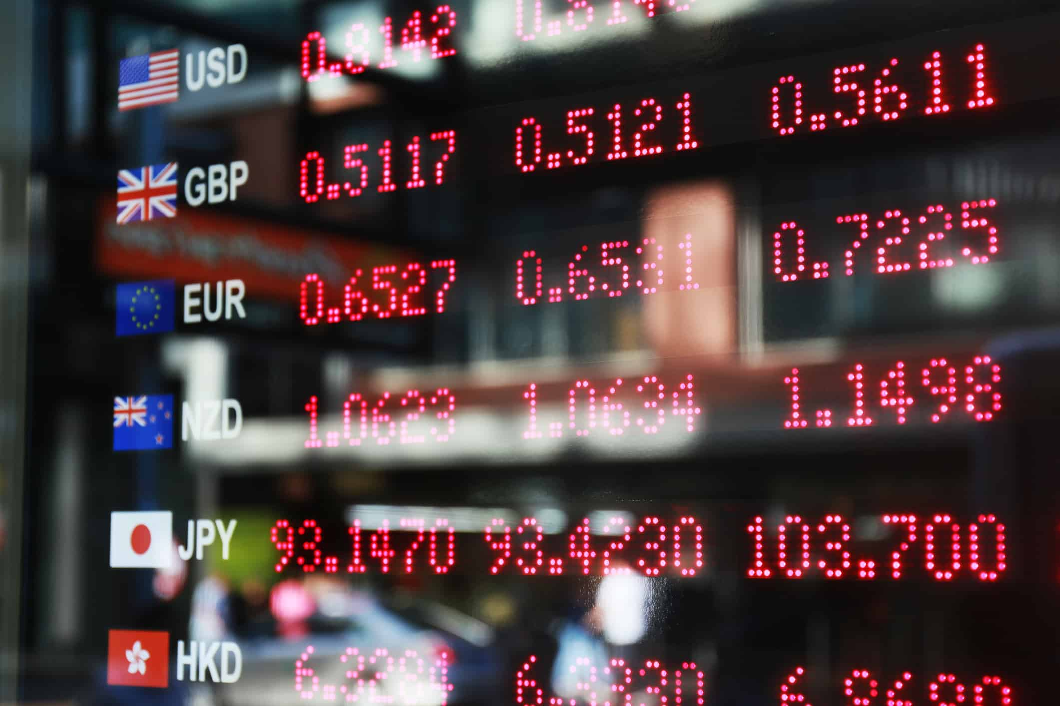 Understanding currency trading