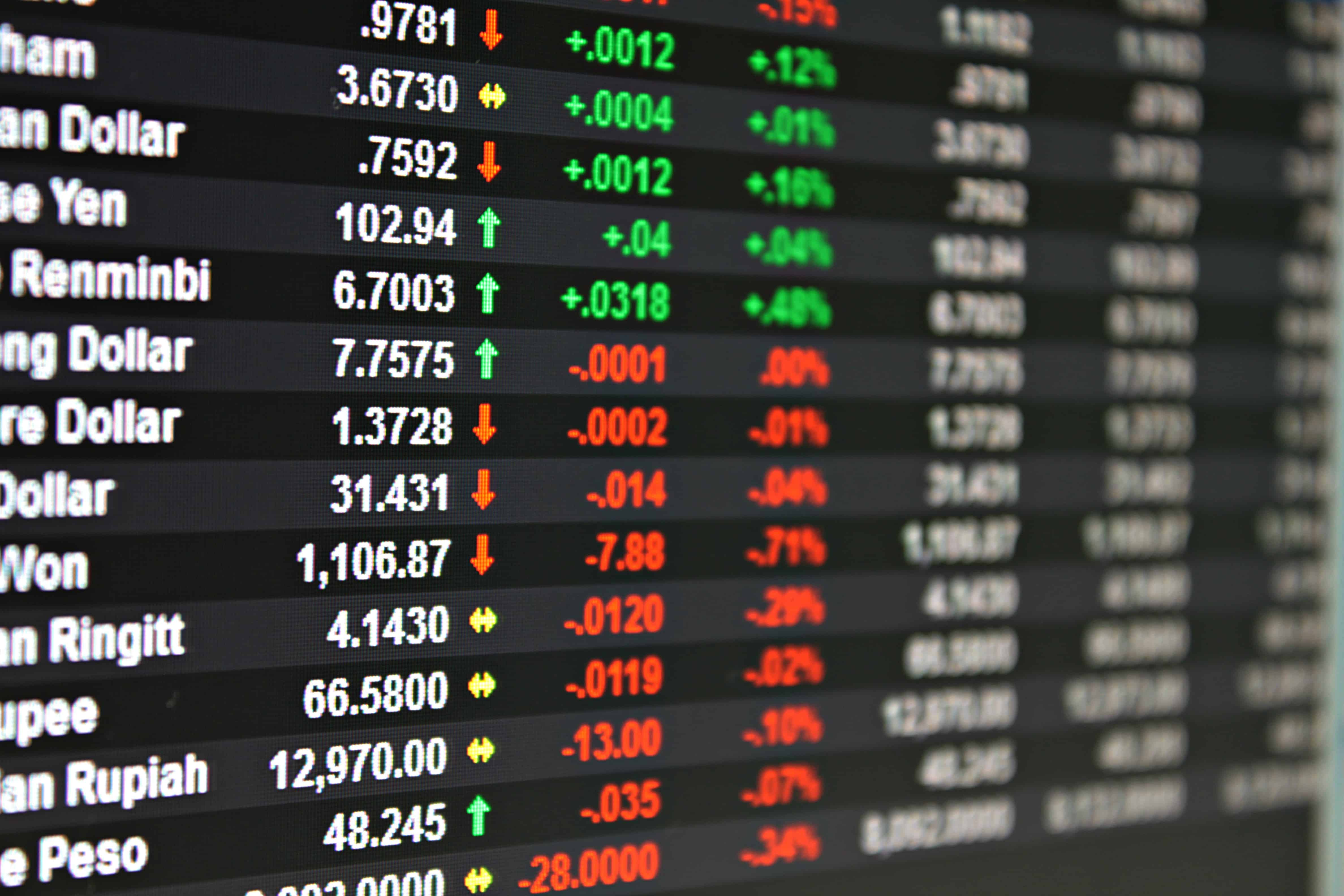 Forex trading blog